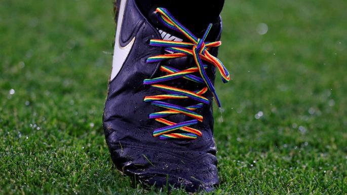 Rainbow laces