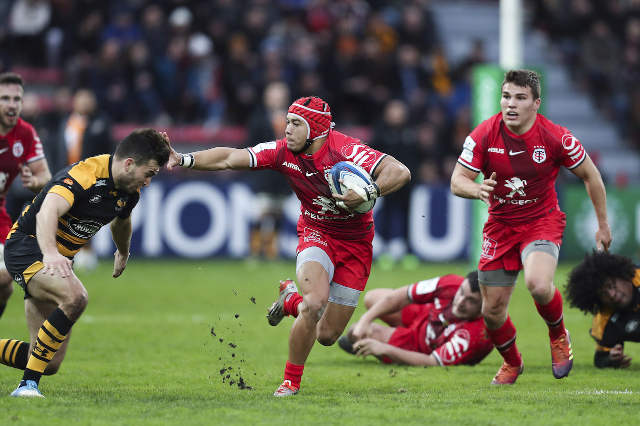Toulouse add to Wasps' European woes