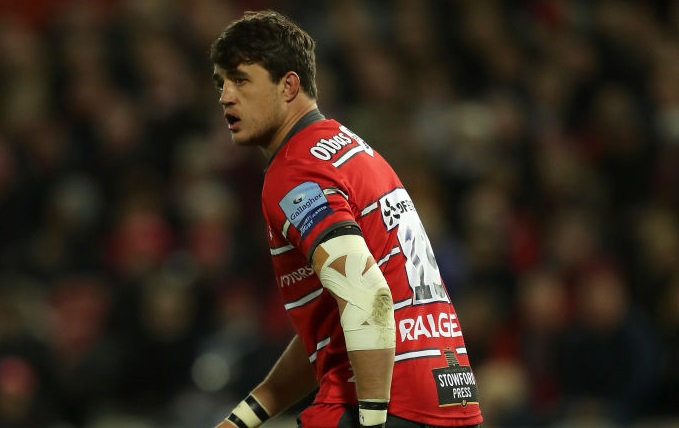 Bok lock Franco Mostert off to Japan from Gloucester - SARugbymag
