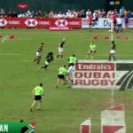 Watch: Seven top tries from Dubai Sevens
