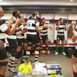 Watch: Barbarians pre-match song