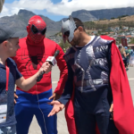 Fan Cam: 'Spider-Man' and 'Thor'
