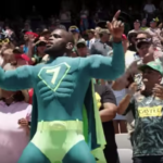 Watch: Cape Town Sevens in 60 seconds