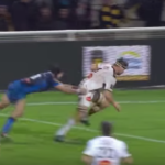 Watch: Liebenberg's try for La Rochelle