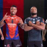 SA's Super Hero jerseys
