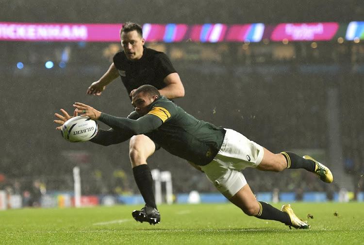 Our Springbok XV: The back three