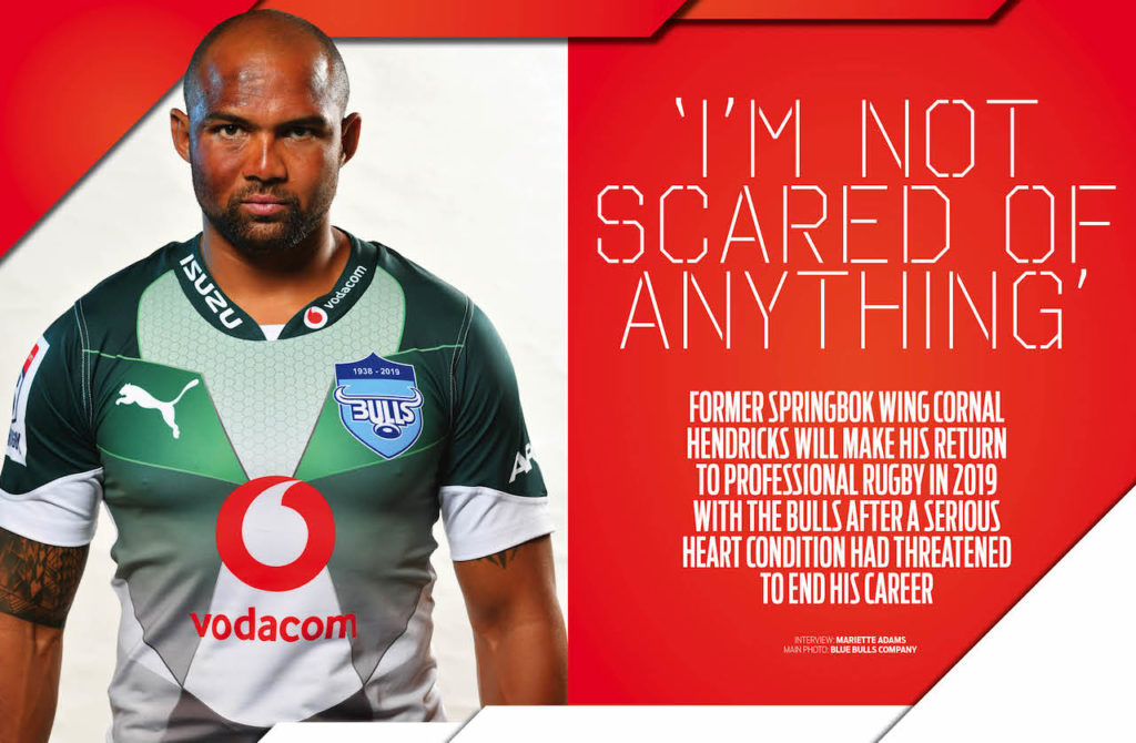 Cornal Hendricks