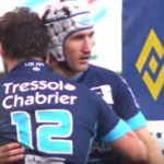 Watch: Serfontein try for Montpellier