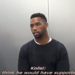 Watch: Kolisi's transformation comments