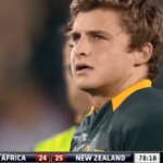 Watch: Lambie tribute