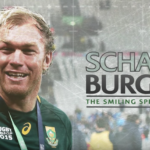 Watch: Schalk the smiling Springbok