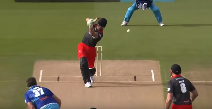 Watch: All Blacks win T20 Black Clash