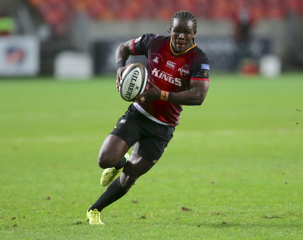 Kings holding thumbs for wing Yaw Penxe before next PRO14 match