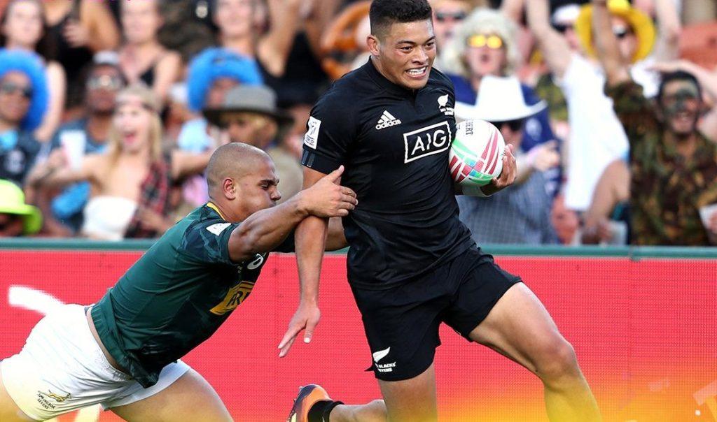 New Zealand beat Blitzboks to bronze