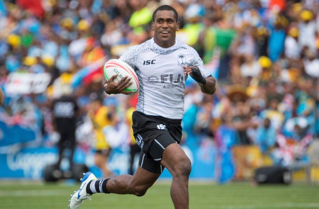 Rampant Fiji eliminate Blitzboks