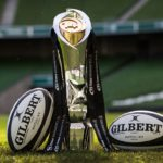 The Pro14 trophy