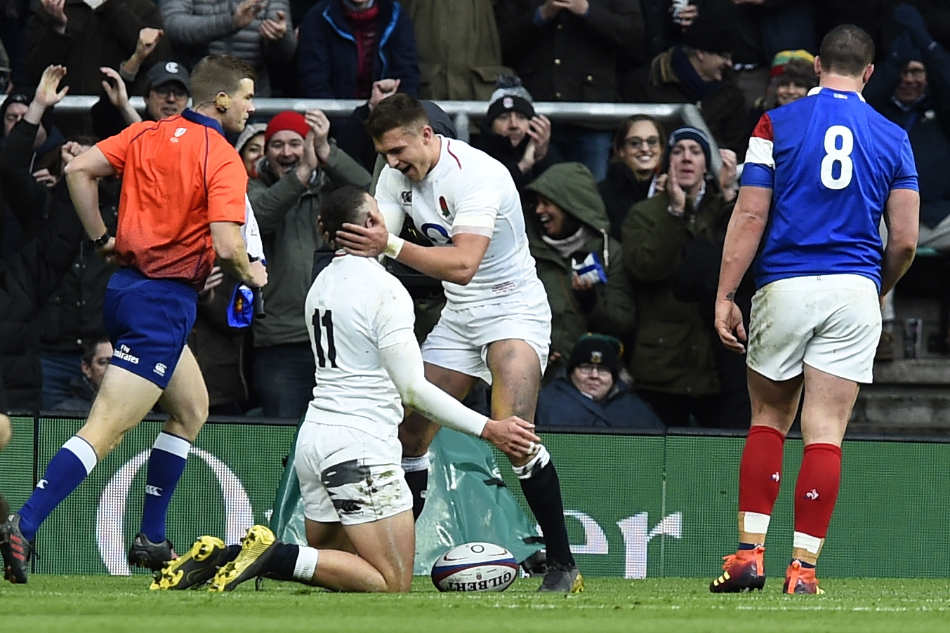 Wing Jonny May says England have brilliant players at the World Cup