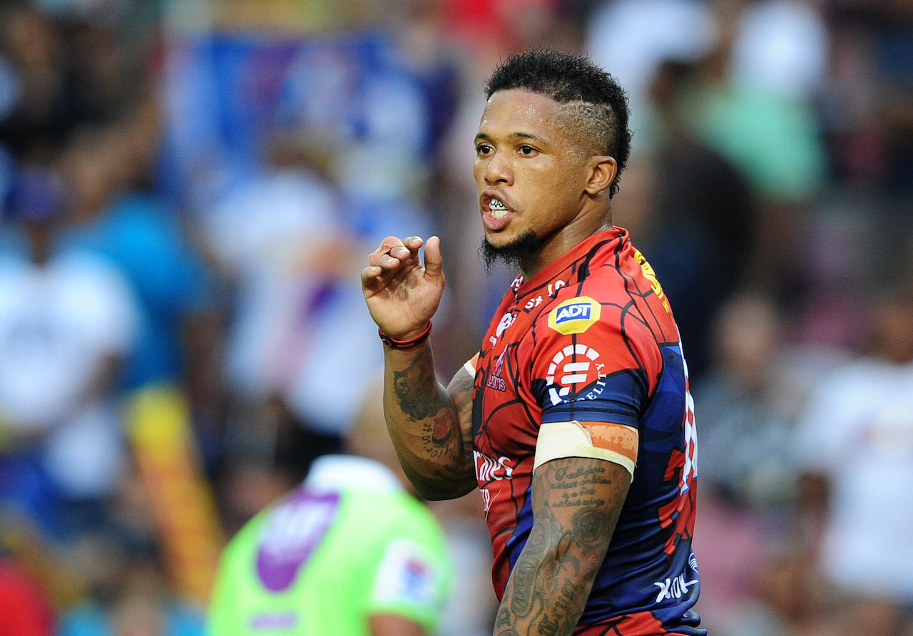 I don't why I did it says Elton Jantjies on protocol breach