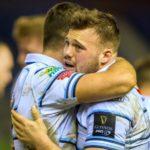 Cardiff Blues comeback floors Edinburgh