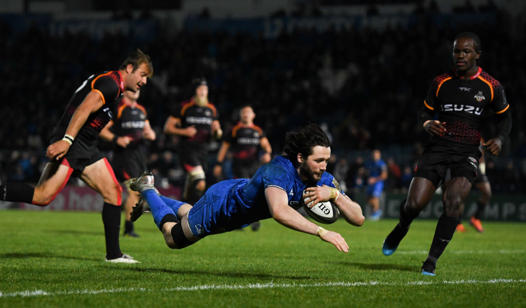 Leinster punish Kings defence
