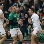 England leapfrog Wales in rankings