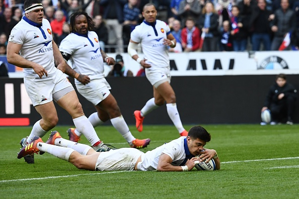 France see off insipid Scotland