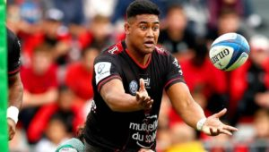 Julian Savea/Inpho/PhotoSport