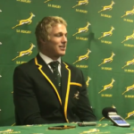 Watch: Du Toit on winning award