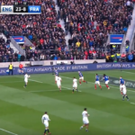 Highlights: England vs France