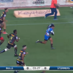 Super Rugby Try of the Week (Round 1)