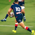 Watch: Quade Cooper's return