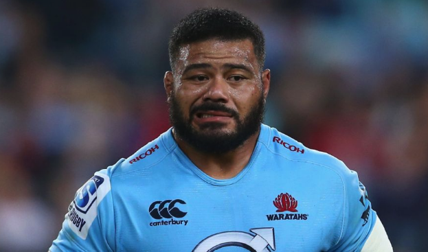 Tolu Latu stood down over DUI charges