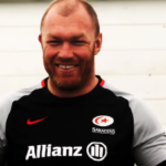 Watch: Saracens tribute to Schalk