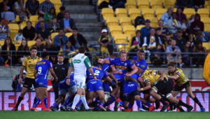 The Stormers maul