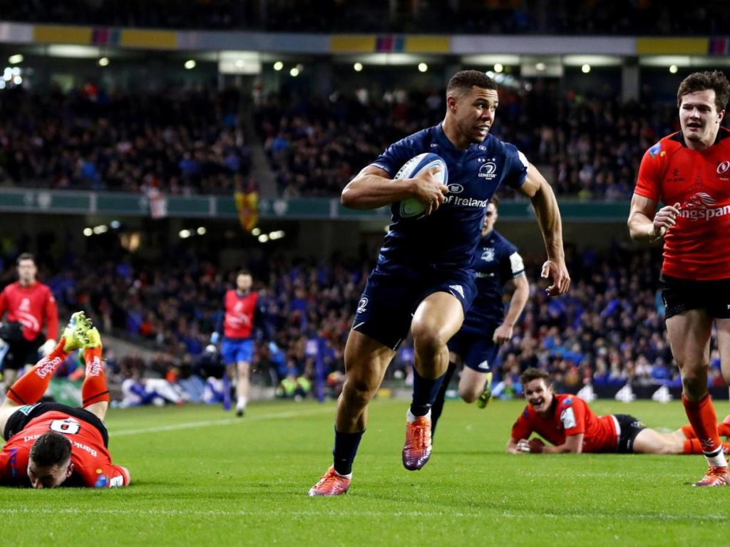 Leinster knock out Irish rivals Ulster