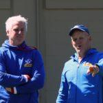 Robbie Fleck and John Dobson