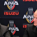 Kings roleplayers Robbie Kempson and Loyiso Dotwana