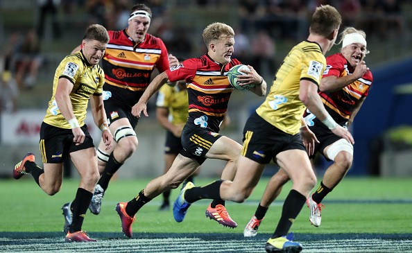 Chiefs, Hurricanes share the spoils