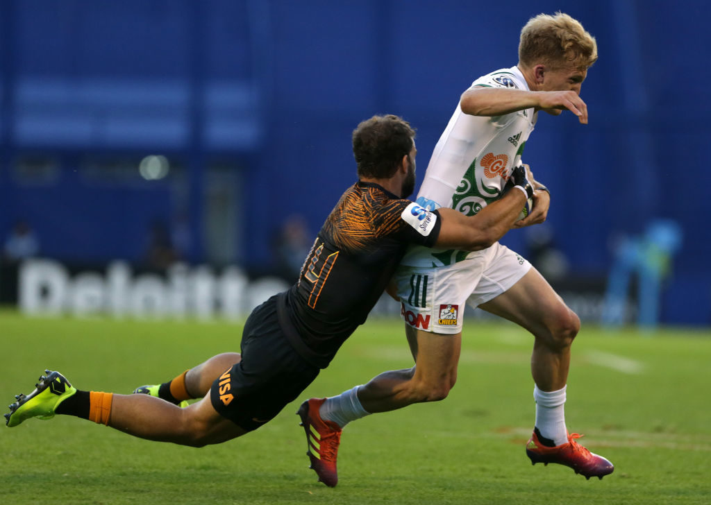 Chiefs clinch late win against Jaguares