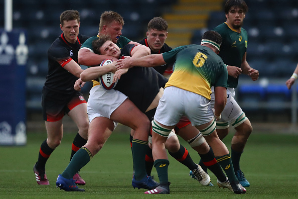 Junior Boks to play warm-ups in UK