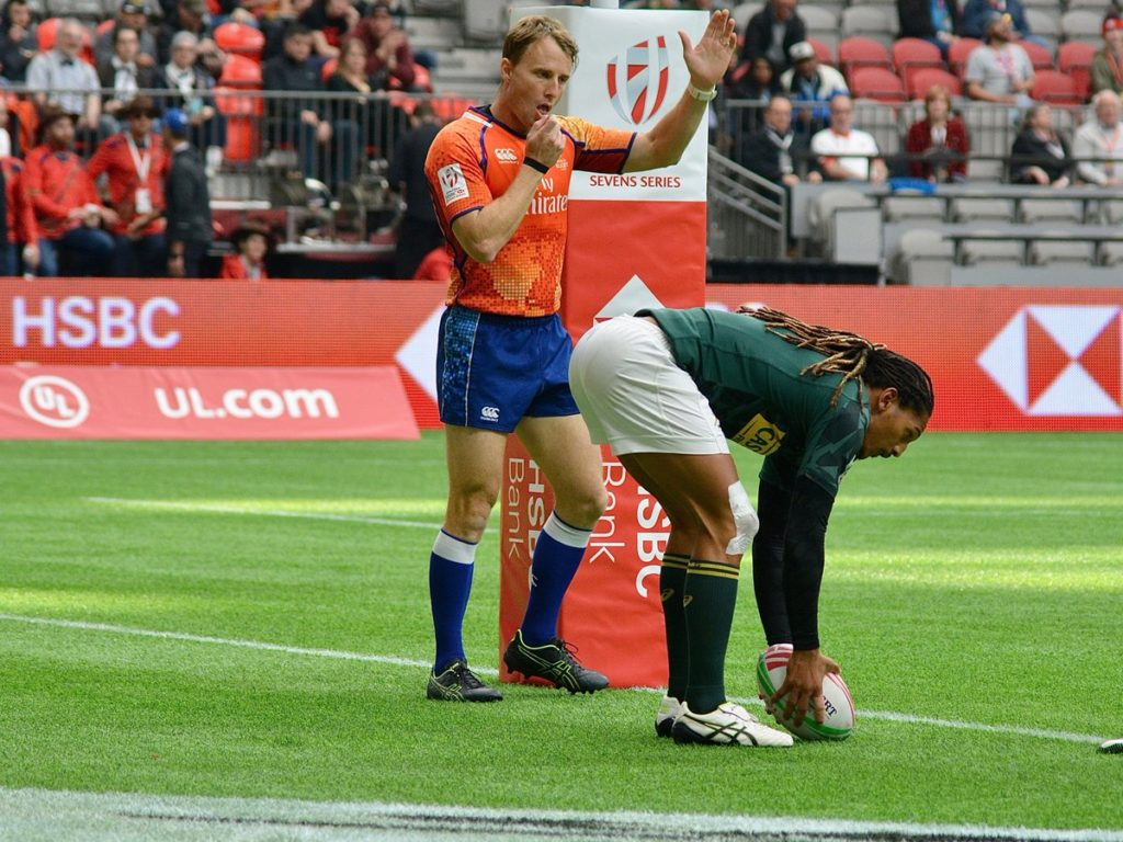 Blitzboks bash Fiji to reach final