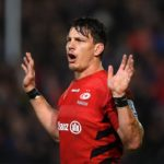 Rhodes set for Saracens exit