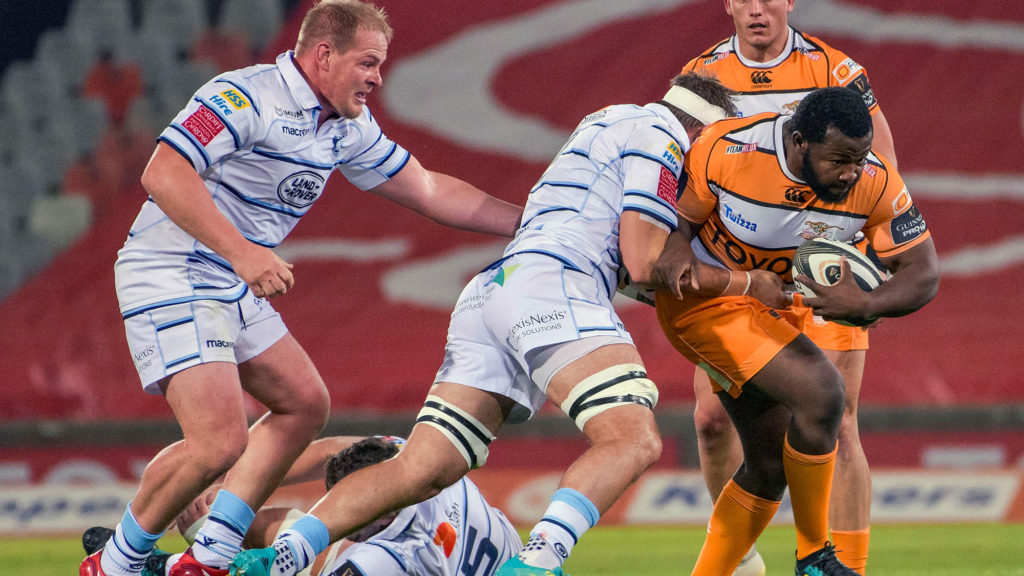 Nche cited for dangerous tackle