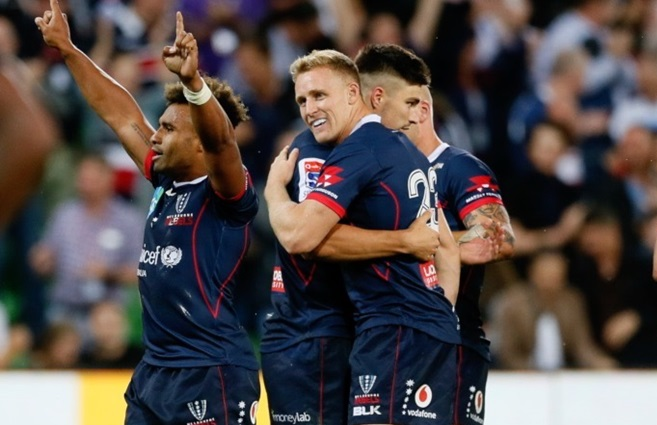 Koroibete out, Hodge in for Rebels