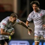 Ackermann scores in Gloucester win