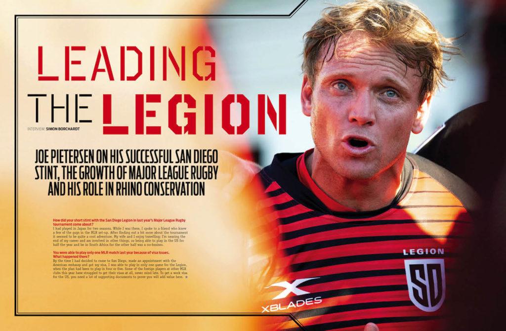 Pietersen's leading the Legion