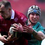 Scarlets down misfiring Munster