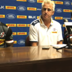 Watch: Stormers press conference
