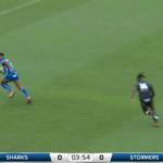 Highlights: Sharks vs Stormers