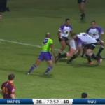 Highlights: Maties vs NWU